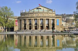 Staatstheater (großes Haus), Stuttgart