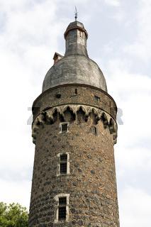 Judenturm - historische Altstadt von Zons