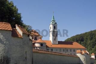 Weltenburger Klostermauer