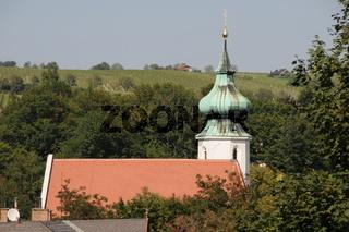 Pfarrkirche Grinzing Wien Österreich