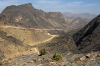 Wadi Bani Awf, Sultanate of Oman