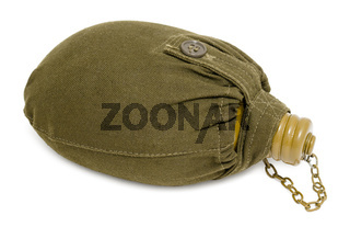 soldier flask