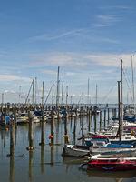 Wittduen Marina, Germany