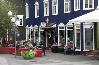Akureyri. Eyjafjörður