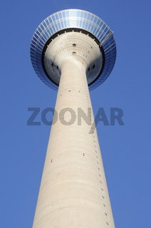 Rheinturm tower