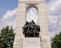 War Bronze Soldiers
