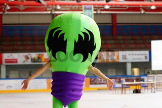 Roller Derby - Devil Dolls, Essen vs. Rcokcity Rollers, Eindhoven