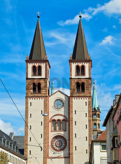 Wuerzburger Dom