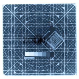 Röntgen-Prüfkörper zur Qualitätskontrolle