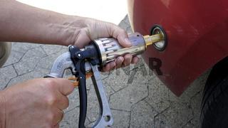 Autogas tanken 04