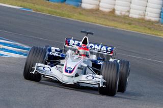 Team BMW-Sauber F1, Robert Kubica, 2006