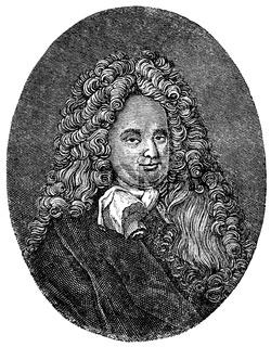 Eberhard von Danckelmann, 1643 - 1722,  a German official who se