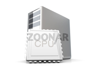 Desktop CPU