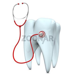 Stethoscope Tooth