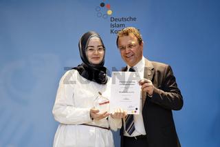 Award ceremony 'success stories'