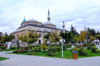 Grabmal Mevlana Konya Türkei
