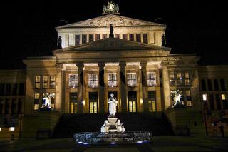 Konzerthaus auf dem Gedarmenmarkt in Berlin