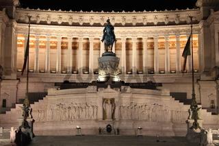 National monument of Victor Emmanuel II