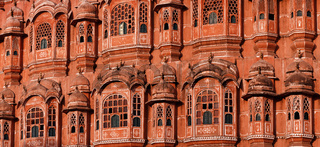 Hawa Mahal - Palace of Winds. Jaipur, India