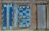 toilet doors, Tanzania