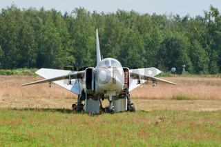 Su-24 'Fencer' frontline bomber