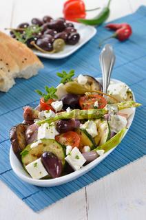 Griechisches Gemüse
