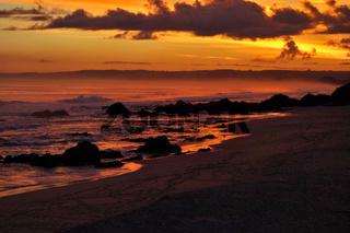 Sunset - Plettenberg Bay