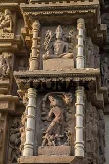 Duladeo Temple of the Southern Temple Group in Khajuraho