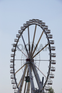 Riesenrad in der Hafencity in Hamburg 2013