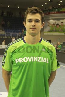 dänischer Handballspieler Rasmus Lauge Schmidt Saison 2013/14 THW Kiel,Nationalspieler Dänemark