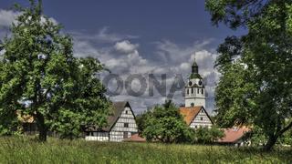 Schwäbisches Dorf
