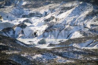 Glacial Mountains