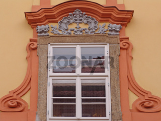Fenster in-Eger (Cheb)