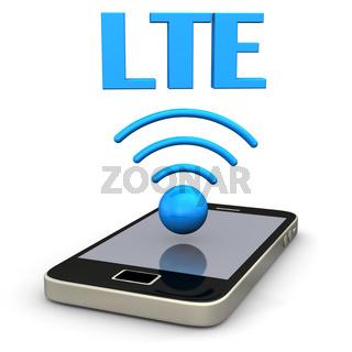 Smartphone LTE Radio