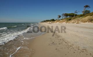 Strand am Darss