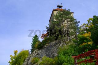 Suisse - la Tour de Treme in Bulle - Tower, Fribourg