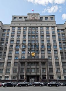 The State Duma of Russian Federationon