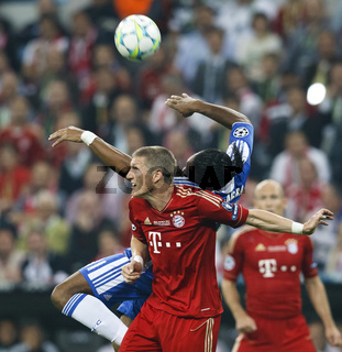 FC Bayern Munich vs. Chelsea FC UEFA Champions League Final