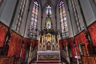 Lazaristenkirche, Neubau, Wien,