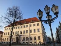 Palace at Lueneburg Market Place