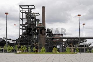 Former smelting plant