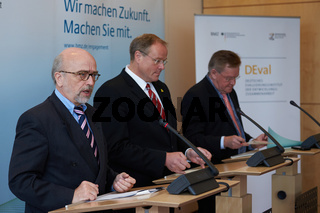 German Institute for Development Evaluation Press conference