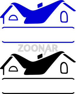 House sign | Stock Vector