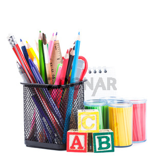 Stationary for school