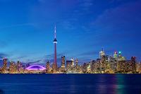 Illuminated Toronto