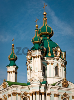 St. Andreaskirche Kiew