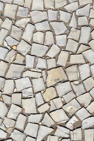 cobblestoned