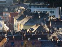 smoky chimneys