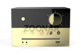 Golden audio system