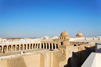 Great Mosque of Kairouan.
